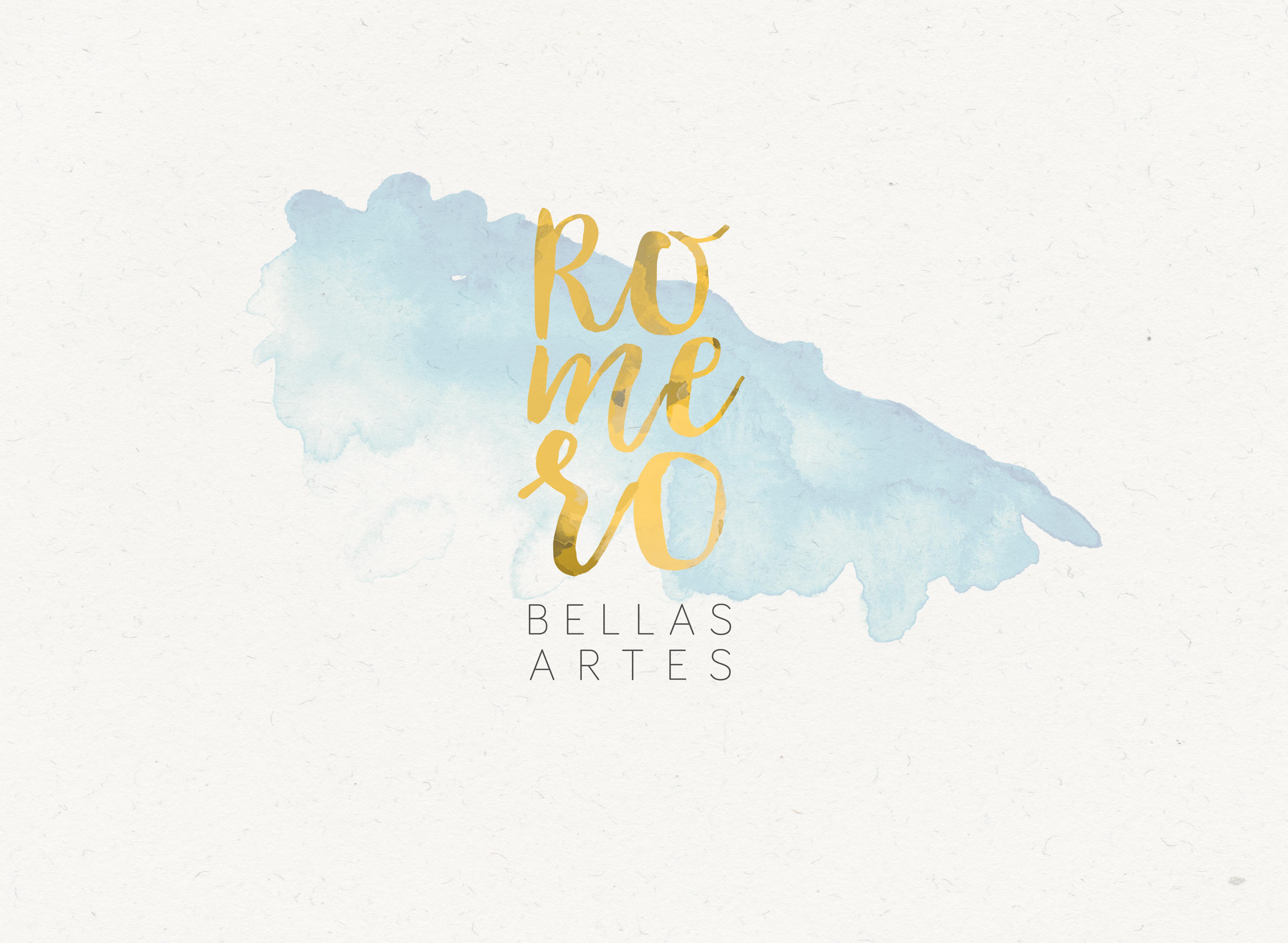 Diseño marca Bellas Artes Romero Ibiza