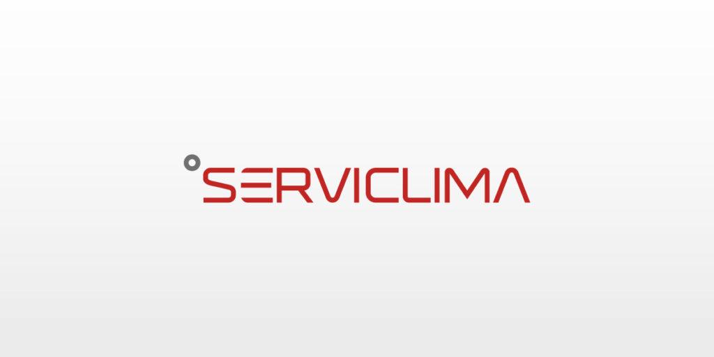 Logotipo empresa climatización