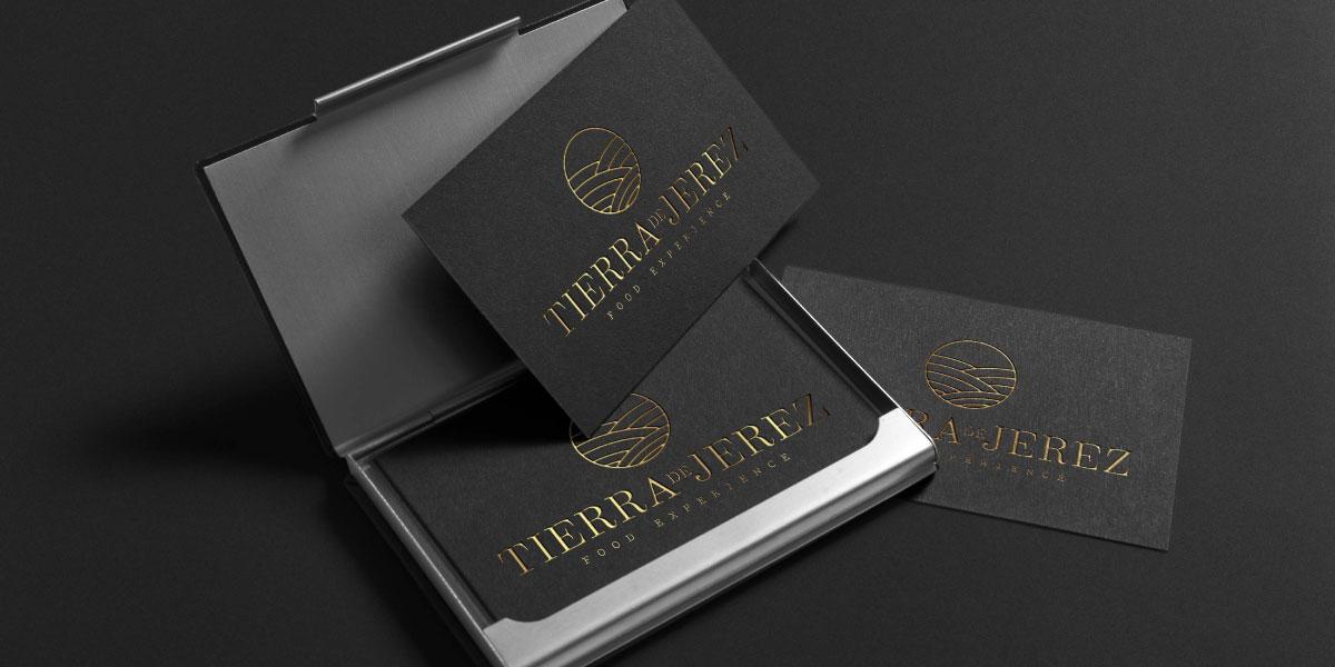 Diseño de branding para tienda gorumet