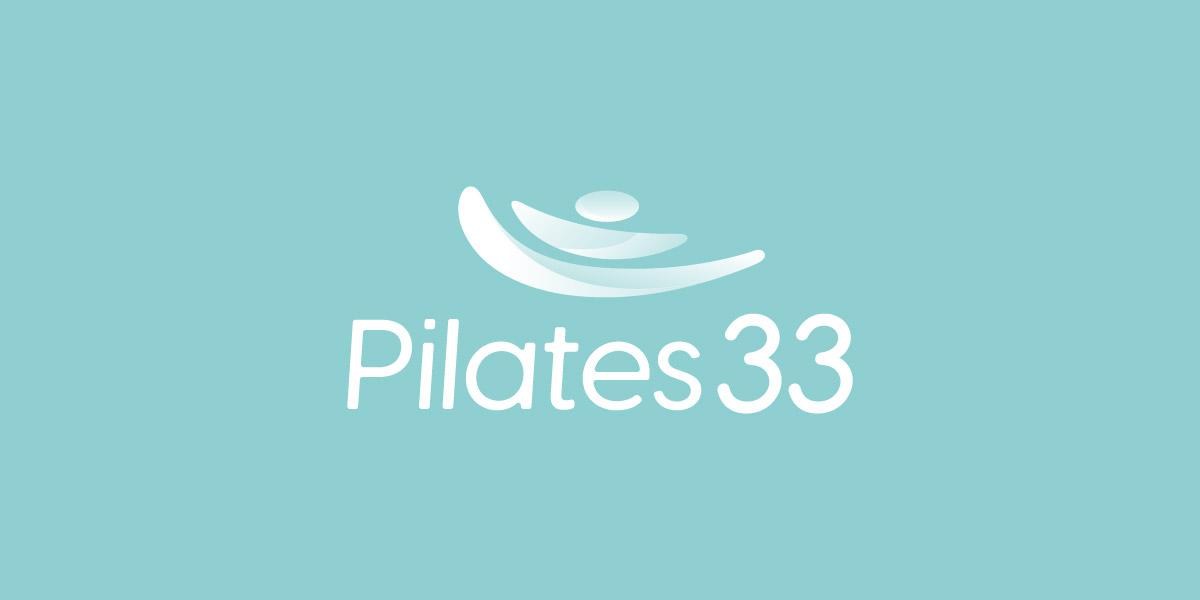 Diseño de logotipo estudio pilates