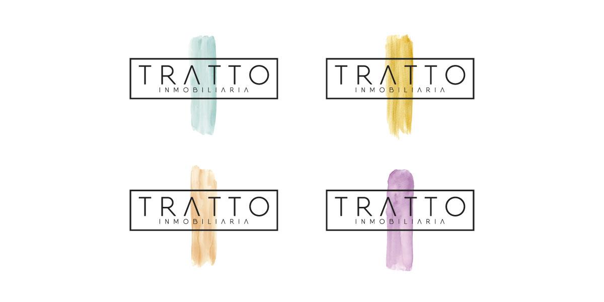 Diseño de logotipo para inmobiliarias